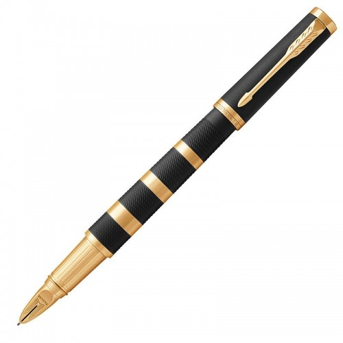Ручка Parker (Паркер) 5th Ingenuity Large Black Rubber/Metal GT в Омске