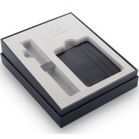 Коробка подарочная Parker (Паркер) для наборов с футляром для кредитных, визитных карт