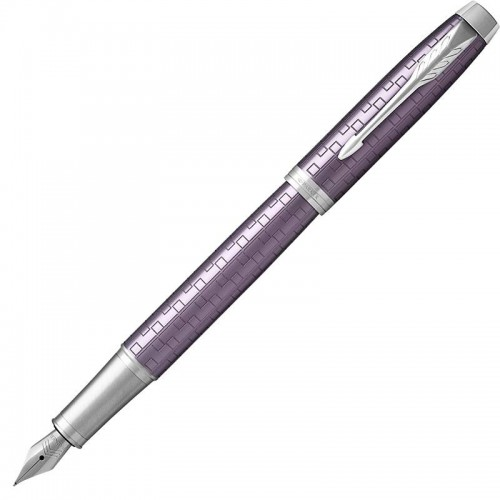 Перьевая ручка Parker (Паркер) IM Premium Dark Violet CT F в Омске