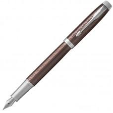 Перьевая ручка Parker (Паркер) IM Premium Brown CT F