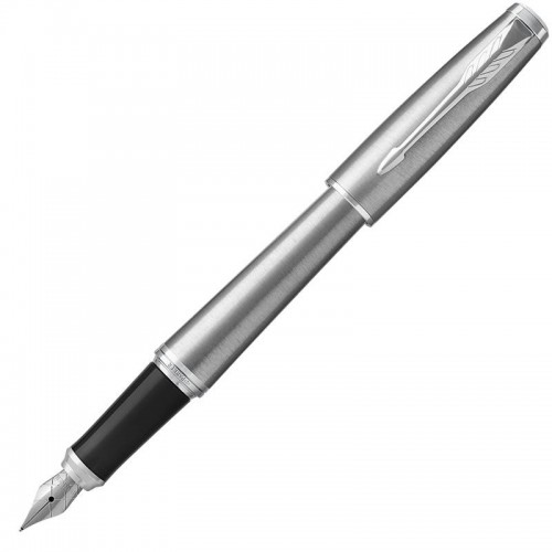 Перьевая ручка Parker (Паркер) Urban Metro Metallic CT F в Омске