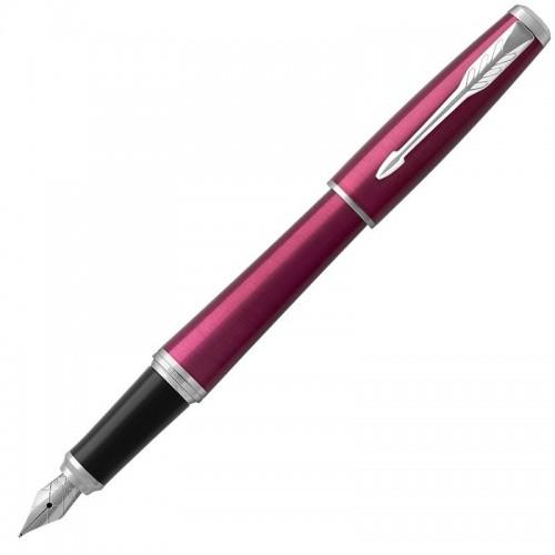 Перьевая ручка Parker (Паркер) Urban Vibrant Magenta CT F в Омске