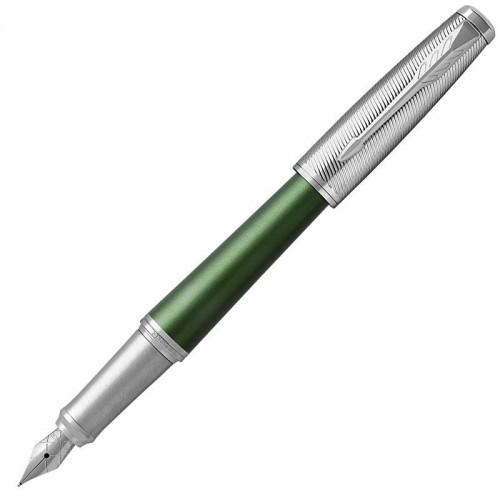 Перьевая ручка Parker (Паркер) Urban Premium Green CT F в Омске