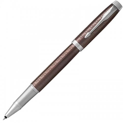 Ручка-роллер Parker (Паркер) IM Premium Brown CT в Омске