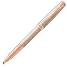 Ручка-роллер Parker (Паркер) Sonnet Luxury Cisele Silver PGT