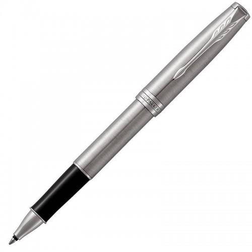Ручка-роллер Parker (Паркер) Sonnet Core Stainless Steel CT в Омске
