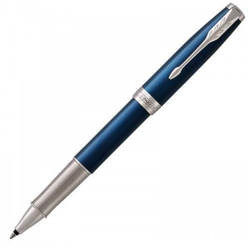 Ручка-роллер Parker (Паркер) Sonnet Core Blue Lacquer CT в Омске
