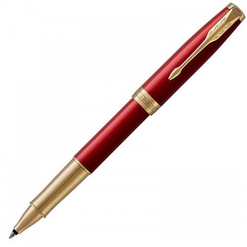 Ручка-роллер Parker (Паркер) Sonnet Core Red Lacquer GT в Омске