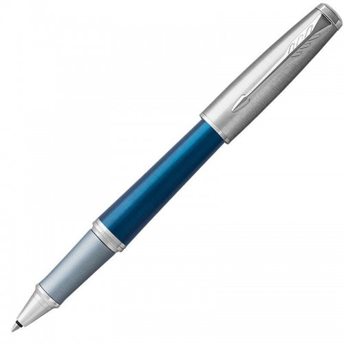 Ручка-роллер Parker (Паркер) Urban Premium Dark Blue CT в Омске