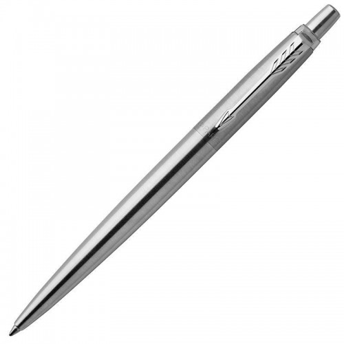 Шариковая ручка Parker (Паркер) Jotter Core Stainless Steel CT в Омске
