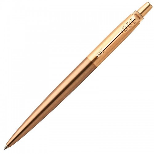 Шариковая ручка Parker (Паркер) Jotter Luxe West End Brushed GT в Омске