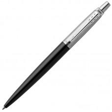 Шариковая ручка Parker (Паркер) Jotter Gel Core Bond Street Black CT с гелевым стержнем