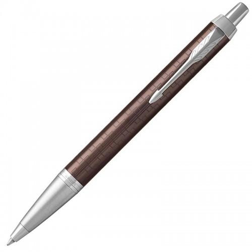 Шариковая ручка Parker (Паркер) IM Premium Brown CT в Омске