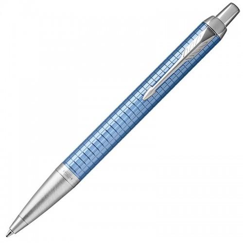 Шариковая ручка Parker (Паркер) IM Premium Blue CT в Омске