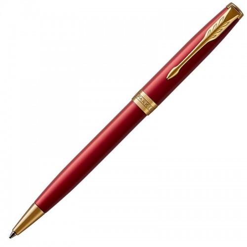 Шариковая ручка Parker (Паркер) Sonnet Core Red Lacquer GT в Омске