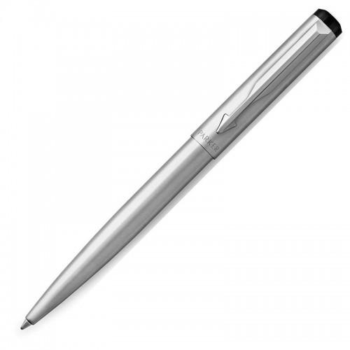 Шариковая ручка Parker (Паркер) Vector Standard Stainless Steel CT в Омске