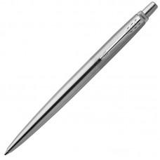 Шариковая ручка Parker (Паркер) Jotter Gel Core Stainless Steel CT с гелевым стержнем