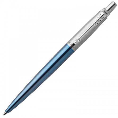 Шариковая ручка Parker (Паркер) Jotter Gel Core Waterloo Blue CT с гелевым стержнем в Омске