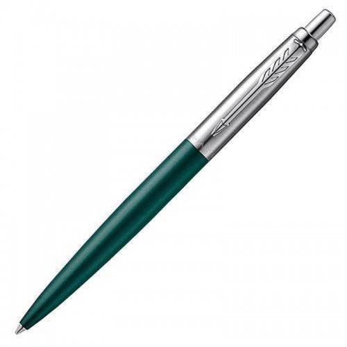 Шариковая ручка Parker (Паркер) Jotter XL Matte Green CT в Омске