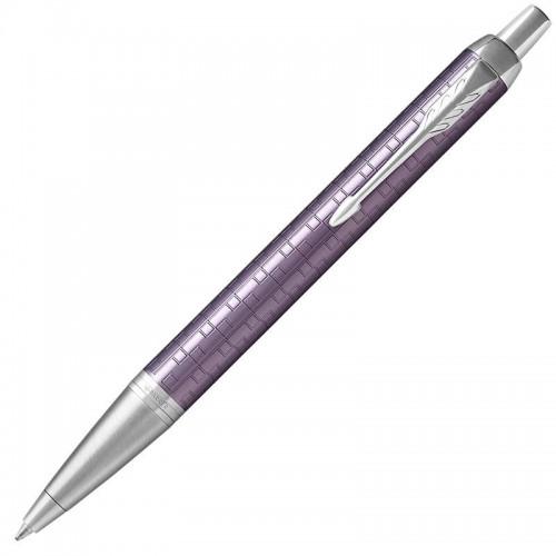 Шариковая ручка Parker (Паркер) IM Premium Dark Violet CT в Омске
