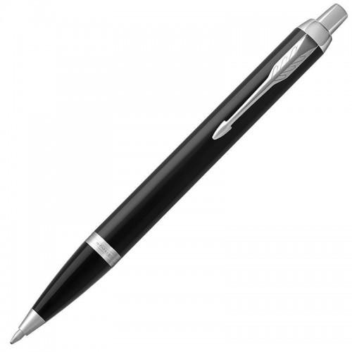 Шариковая ручка Parker (Паркер) IM Core Black Chrome CT в Омске