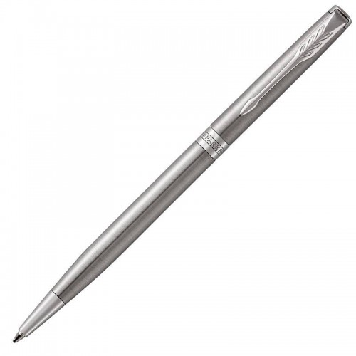 Шариковая ручка Parker (Паркер) Sonnet Core Slim Stainless Steel CT в Омске
