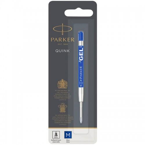 Синий гелевый стержень Parker (Паркер) Gel Pen Refill M в Омске